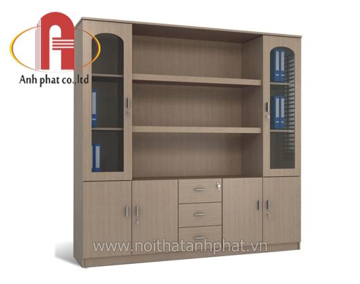 Tủ tài liệu trưng bày A-TTB03
