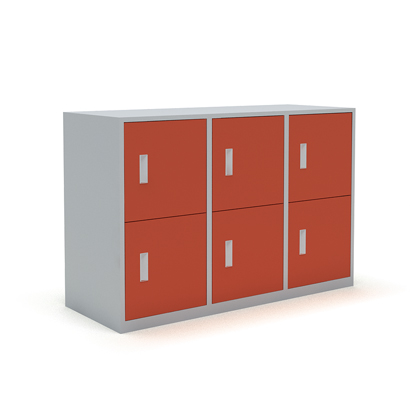 Tủ locker 6 cánh A-TSLK06