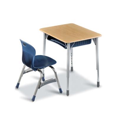Bàn ghế sinh viên đơn cao cấp
