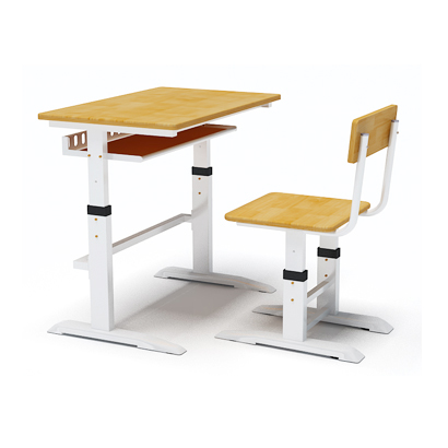 Bàn ghế đơn tăng chỉnh